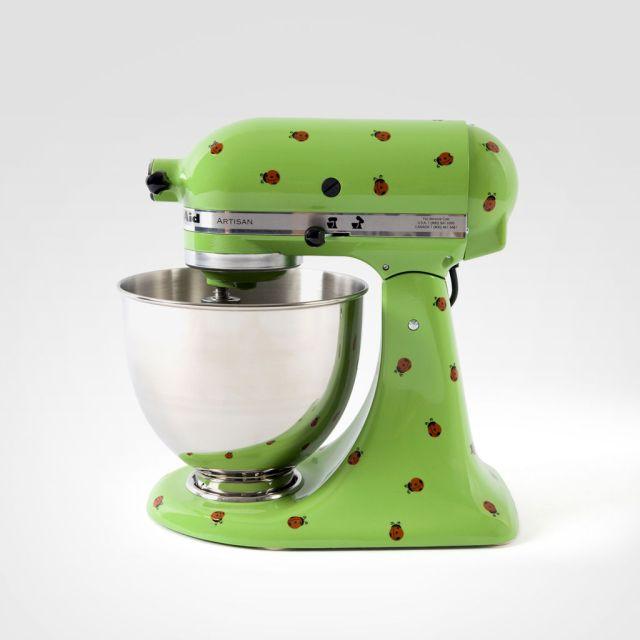 batedeira stand mixer Bugs KitchenAid